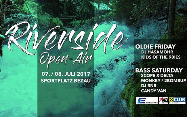 Riverside Open Air im Bregenzerwald: Jetzt Tickets gewinnen!