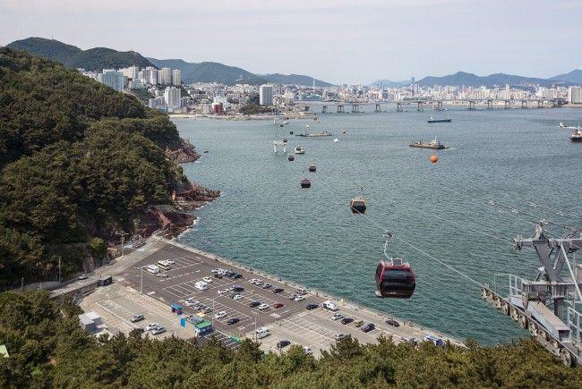 Doppelmayr eröffnet Busan Air Cruise