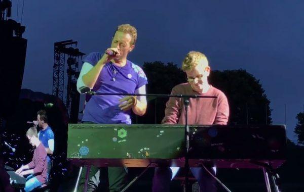 Coldplay in München: Großer Moment für 19-jährigen Fan