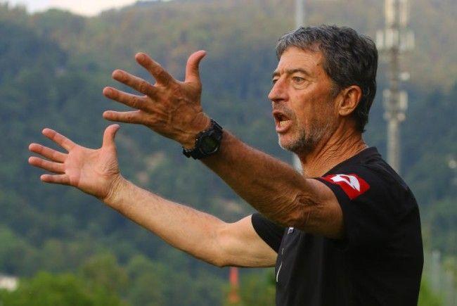 Meistermacher Trittinger führt Hörbranz in die Landesliga