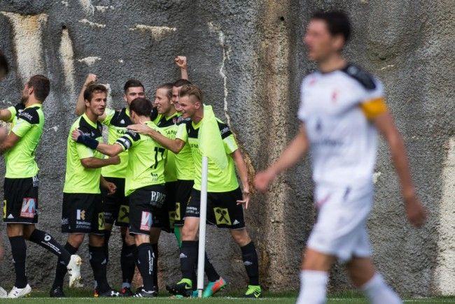 FC Bizau glaubt an den Klassenerhalt