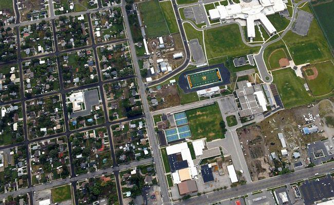 Manche Orte werden bei Google Maps nur verpixelt angezeigt.