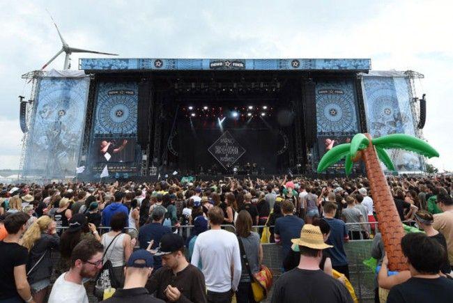 Auch heuer wird es wieder laut am Nova Rock Festival.