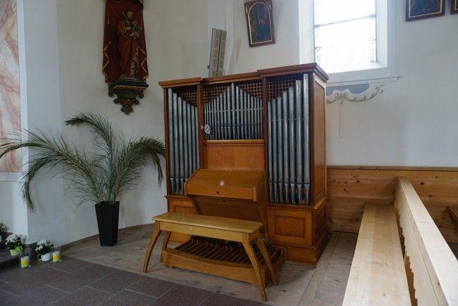 Die neue Orgel in der Friedhofskirche wurde mit einem stimmungsvollen Konzert würdig eingewiehen.