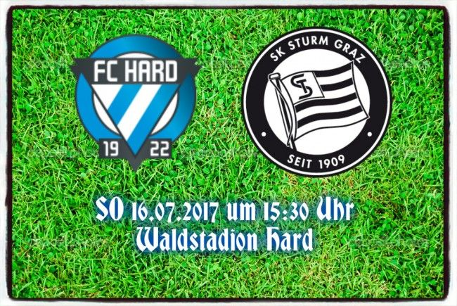 ÖFB Cup FC Hard – SK Sturm Graz