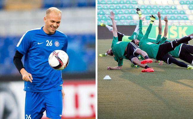 Die Wiener Austria und Rapid starten Mitte Juni in die Vorbereitung auf die neue Saison.