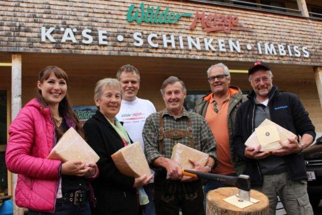 Das Schinken- & Käsefest in Warth ist zugleich ein Jubiläumsfest.