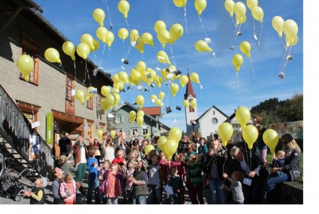Was brucht ma do in Thal . . .? An Saal - VOL.AT - Vorarlberg Online