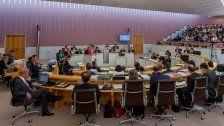 Gemeindegesetz im Rechtsausschuss