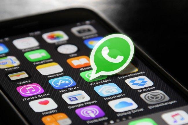 WhatsApp mit tollen neuen Funktionen für iOS