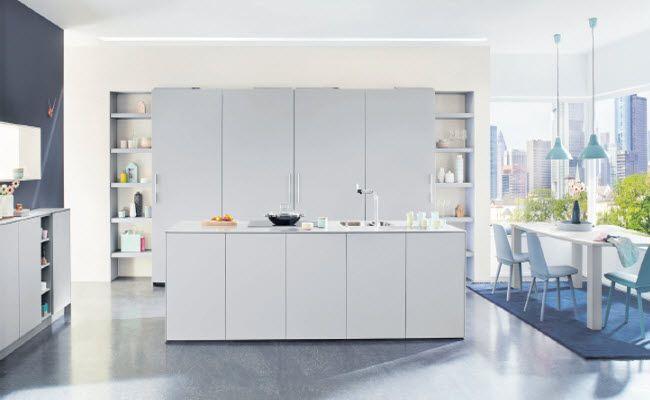 olina komfort in der k che vol at. Black Bedroom Furniture Sets. Home Design Ideas