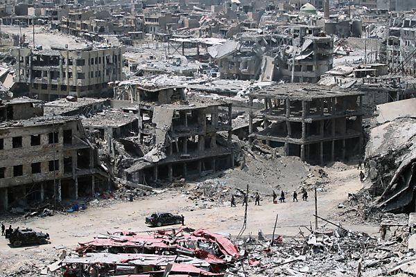 Irakische Armee befreit Mossul von Terrormiliz IS