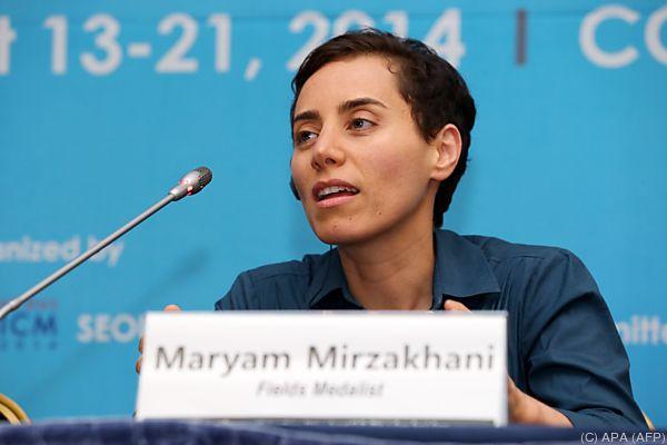 Maryam Mirzakhani starb an Knochenkrebs