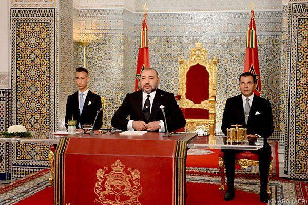Marokkos König begnadigt mehr als eintausend Gefangene
