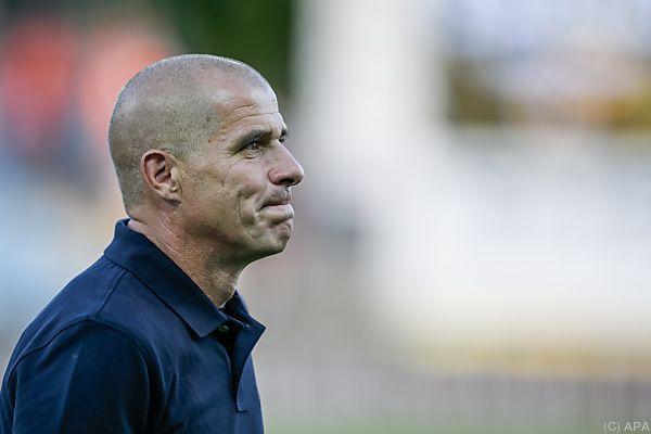 Trainer Klaus Schmidt verlangt eine Steigerung