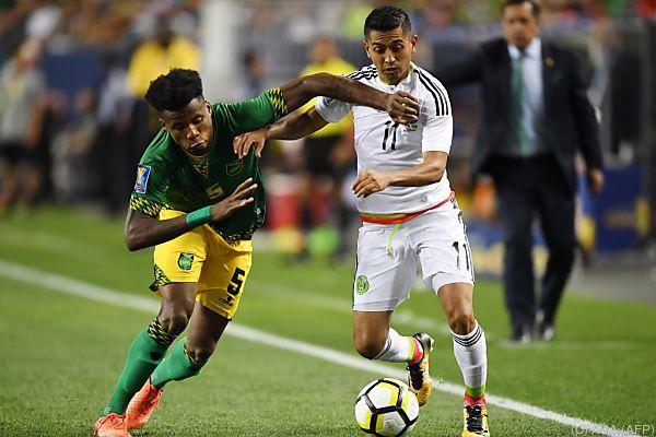 Mexiko und Jamaika trennten sich torlos
