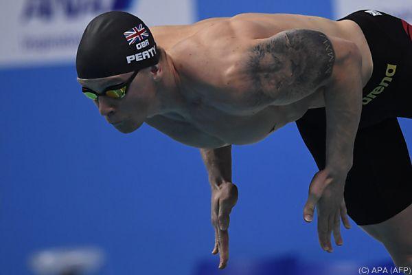 Schwimm-WM: Keine Medaille für Auböck