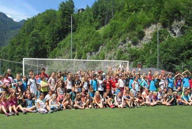 """Der FC Klostertal """"bewegt"""" die Jugend"""