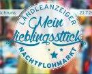ländleanzeiger.at Nachtflohmarkt in Schruns am 21. Juli: Gewinnspiel, guter Zweck und Shoppingvergnügen pur!