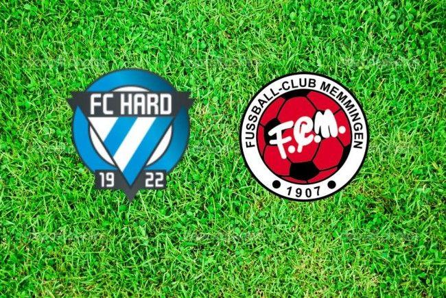 FC Hard – FC Memmingen