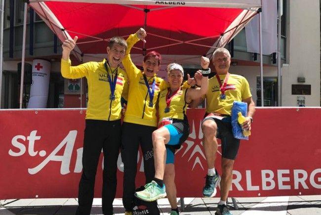 ULC Bludenz sehr erfolreich beim Arlberg Marathon