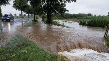 LWZ warnt vor übergehenden Flüssen