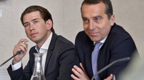 Umfrage: Erdrutsch-Sieg für Kurz - NEOS nicht mehr im Parlament!