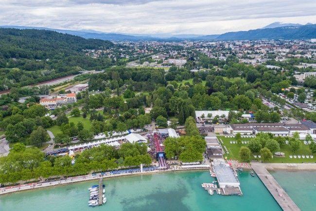 Die Beach Volleyball WM in Wien sorgt für günstige Hotelpreise in Klagenfurt.