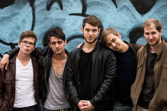 """Die Band Wanda veröffentlicht im Oktober ihr neues Album """"Niente""""."""