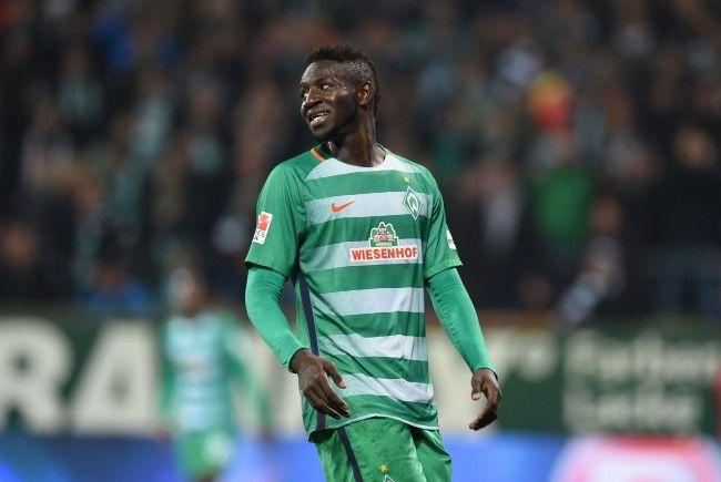 SV Werder: Wohin zieht es Manneh?