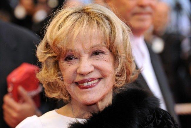 Schauspiel-Legende Jeanne Moreau ist tot