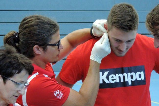 Zum Trainingsauftakt der Roten Teufel standen sportmedizinische Leistungstests an.