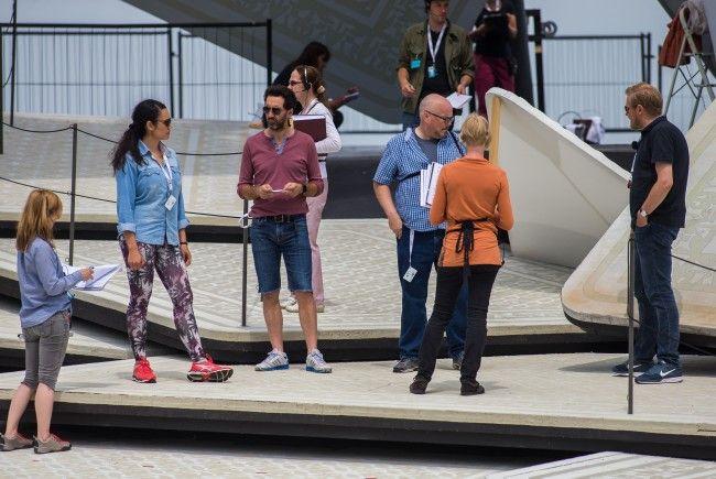 VOL.AT berichetet live vom Pressetag der Bregenzer Festspiele