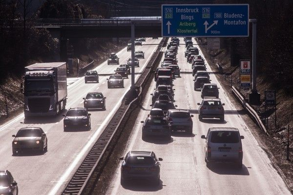 Ferienstart in Baden Württemberg und Bayern: Es ist mit mehr Verkehr auf Vorarlbergs Straßen zu rechnen