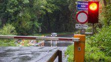 Unwetter: Ländle blieb weitestgehend verschont