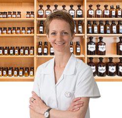 Erna Pfefferkorn, die neue Geschäftsführerin der Rosenegg Apotheke.