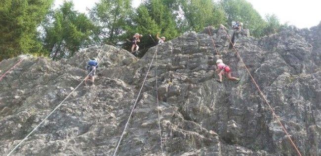 Erlebnis Klettergarten