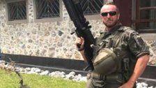 """FPÖ-Kandidat posiert auf Facebook wie """"Rambo"""""""