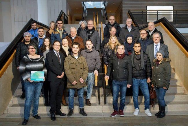 """""""Talente für unser Land"""" – ein Projekt des Rotary Club Feldkirch."""