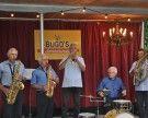 bugo's Sommersession mit Clunia-Quintett