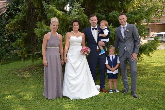 Sabrina Mohr und Alexander Brotzge haben geheiratet.