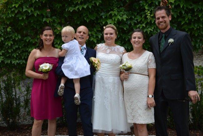 Sandra Sattler und Christian Zündel haben geheiratet.