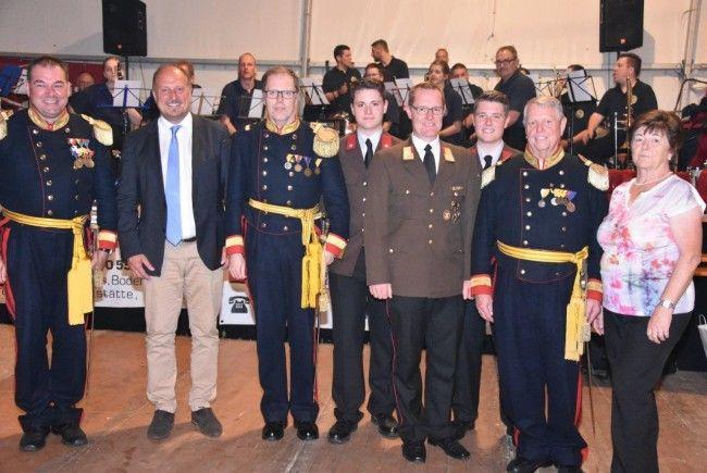 Erich Schupp für seine langjährigen ehrenamtlichen Dienste geehrt