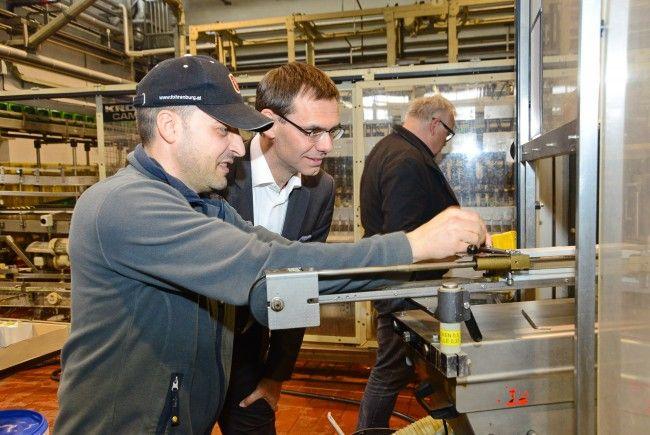 Vorarlberg hat erneut höchsten Pro-Kopf-Exportwert