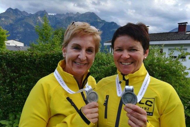 ULC Bludenz Läuferinnen erfolgreich beim Salzburger Frauenlauf