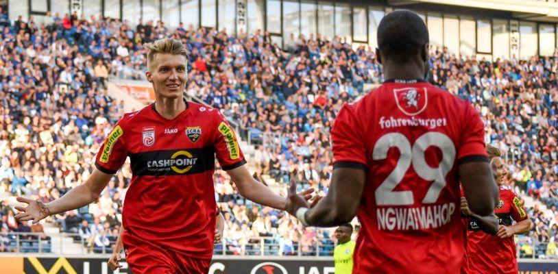 Heroischer Ländle-Fußball-Abend in Gent - SCR Altach erkämpft sich 1:1-Remis!