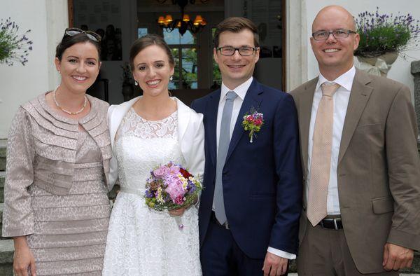 Hochzeit von Veronika und Andreas..