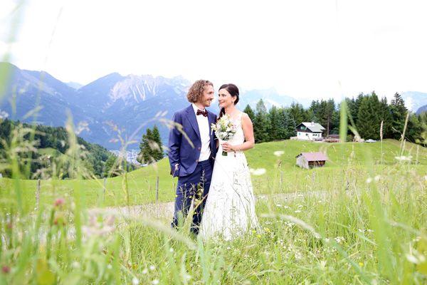 Hochzeit von Denise und Daniel.