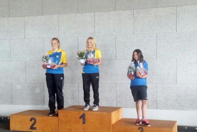 2x Gold und 2x Silber bei Österreichischen Meisterschaften