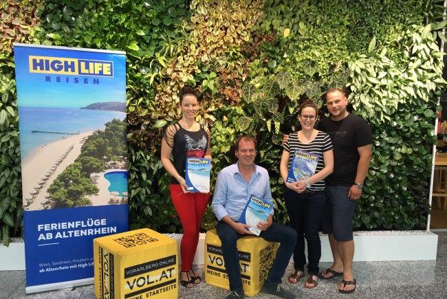 Mit High Life Reisen und VOL.AT nach Sardinien: Die Gewinner stehen fest!
